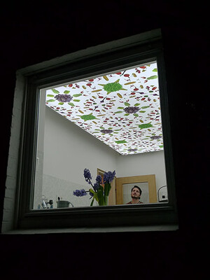 Luminous ceiling for a kitchen 01.jpg