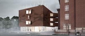 Anbau Kunsthochschule
