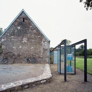Farmhouse Elevation