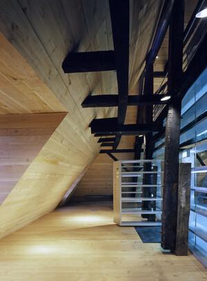 Sanierung eines historischen Dachstuhles
